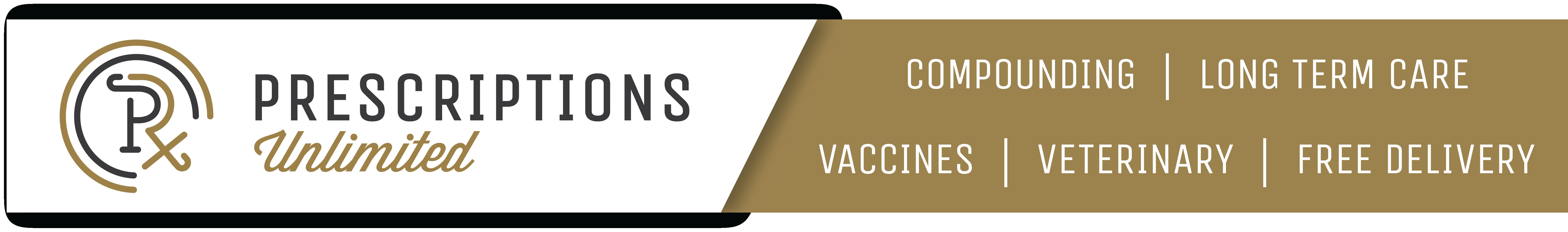 Prescriptions Unlimited Web Banner